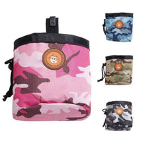 SACOCHE A FRIANDISES CAMOUFLAGE SPORT CANIN