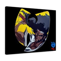 """Wu-Yasuke"" Canvas Gallery Wraps"