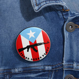 """Young Lords"" Button"