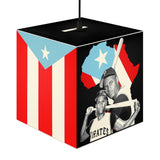 """La Leyendas"" Personalized Lamp"