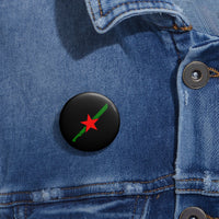 """Machetero"" Button"