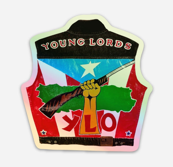 """Young Lords - Coat of Arms"""