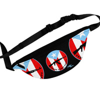 """Young Lords Medallion"" Fanny Pack"