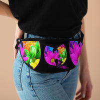 """Wu-Flores"" Fanny Pack"