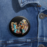 """Wu-Mayans"" Button"