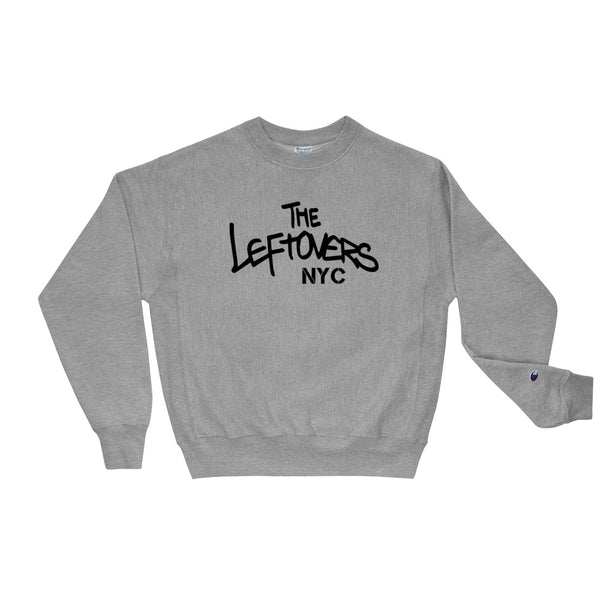 """The Leftovers NYC"" Champion Sweatshirt"