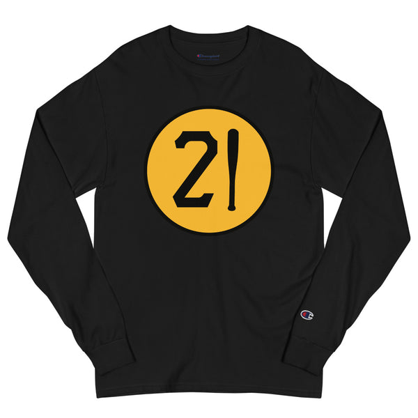 """The Legend 21"" Men's Champion Long Sleeve Shirt"