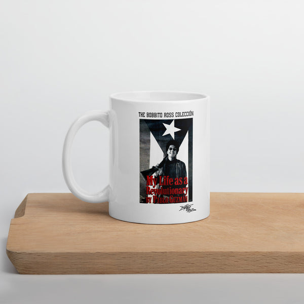 """My Life as a Revolutionary"" 11oz Mug"