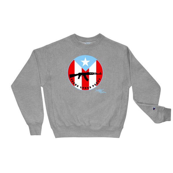 """Young Lords"" Champion Sweatshirt"