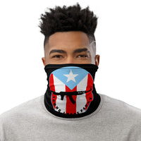"""Young Lords"" Neck Gaiter"