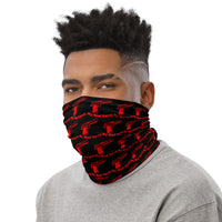 """My Mind Spray"" Neck Gaiter"