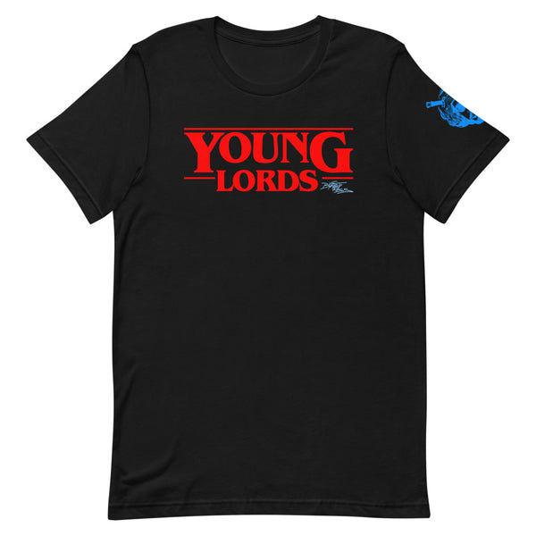 """Young Lords Things"" Short-Sleeve Unisex T-Shirt"