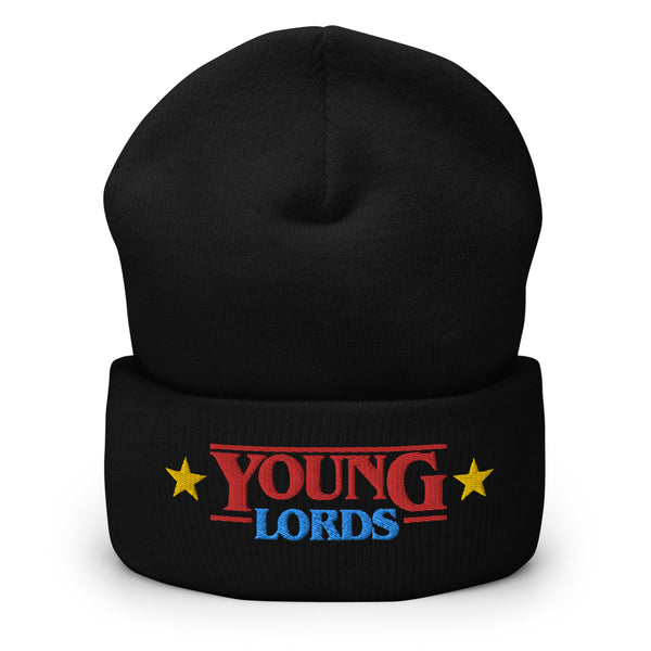 """Young Lords"" Cuffed Beanie"
