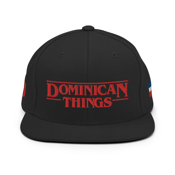 """Dominican Things"" Snapback Hat"
