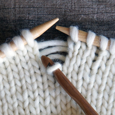 Fixing Your Knitting Mistakes! - Virtual Class | February 20, 2021