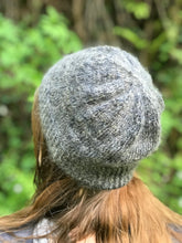 Load image into Gallery viewer, Silver Lining Hat Kit (Yarn, Needles + Pattern)