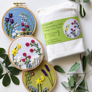 Intro to Embroidery - Virtual Class | December12, 2020