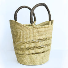 Load image into Gallery viewer, Fair Trade African Basket