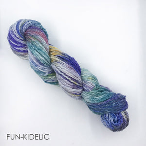 Local Funky + Chunky | Integrity Alpacas & Fiber