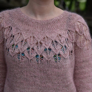 Virtual Knit-A-Long | Love Note Sweater | August 21 - September 18
