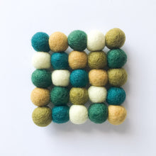 Load image into Gallery viewer, Felt Ball Coaster/Trivet - Virtual Class | November 13