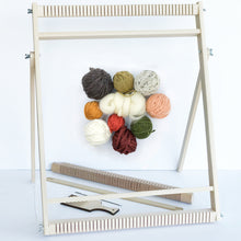 Load image into Gallery viewer, Tapestry Loom & Tools + Yarn Kit