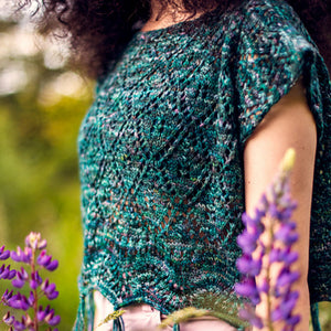 Virtual Knit-A-Long | Wild Wind Top | July 17 - August 7