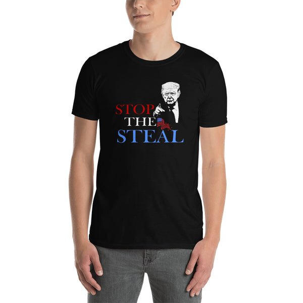 Stop the Steal #stopthesteal Trump for President 2020 T Shirt