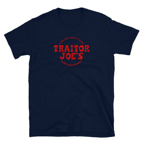 Joe Biden TRAITOR JOE'S Sleepy Joe T-Shirt - Trendyz