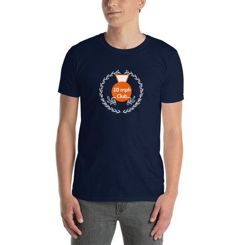 10mph Club : Short-Sleeve Unisex T-Shirt
