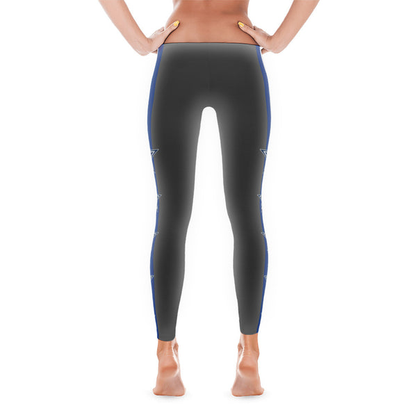 NFL Dallas Cowboys 5 Stars Leggings Design in California