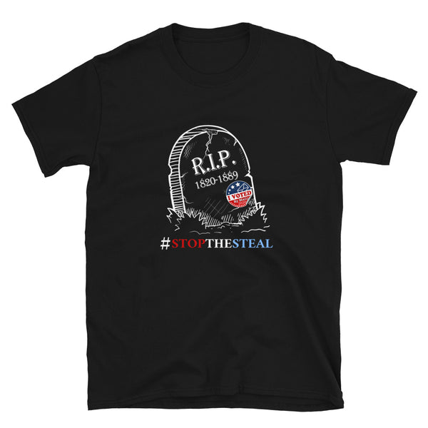 Trendyz - Stop The Steal Presidential Election Trump 2020 T-Shirt