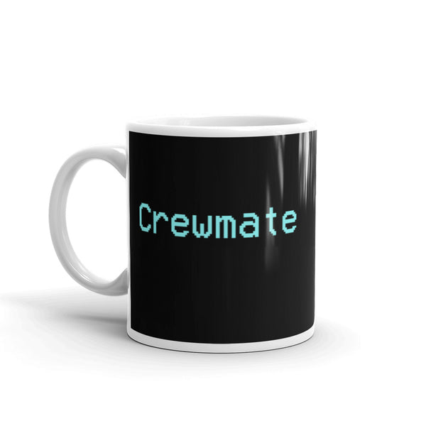 Crewmate Among Us Emergency Meeting Gamer Coffee Mug