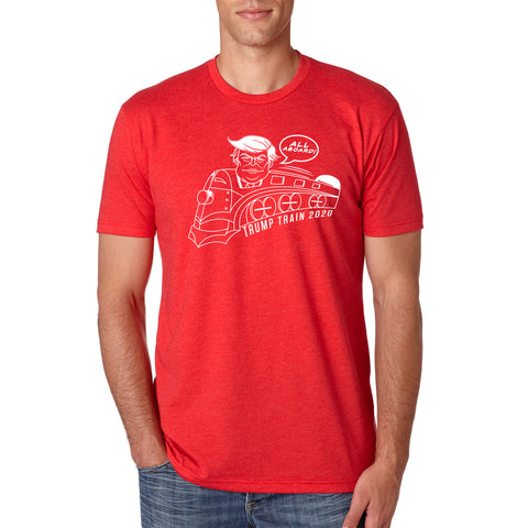 TRUMP TRAIN T-SHIRT