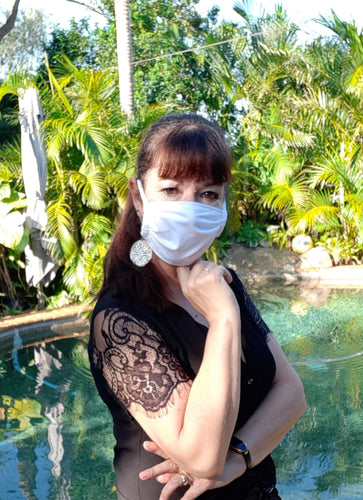 Fashionable Reusable Protective Mask