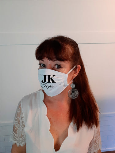 Fashionable Business Name Protective Cloth Masks