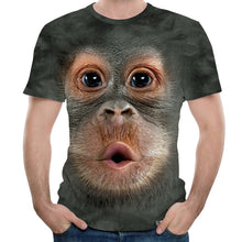 Load image into Gallery viewer, Men's Monkey Tshirt