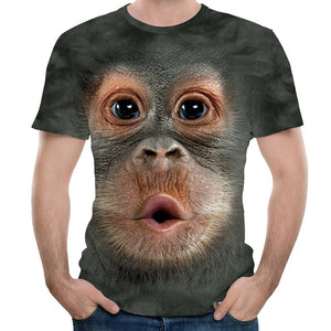 Men's Monkey Tshirt