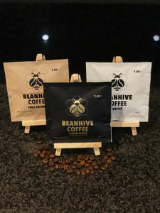 BEANHIVE COFFEE BAG - The Taster Pack