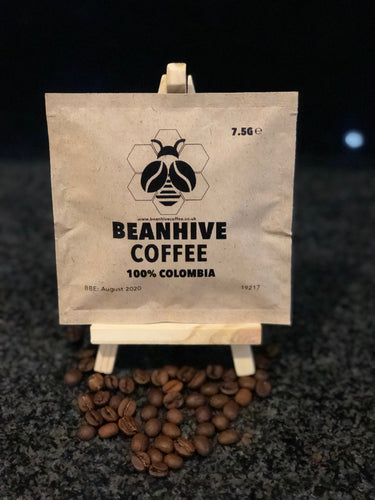 BEANHIVE COFFEE BAG - 100% Colombian