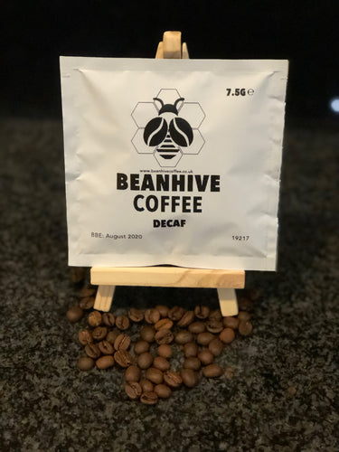 BEANHIVE COFFEE BAG - Decaf