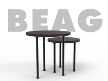 Load image into Gallery viewer, BEAG- The Side Tables
