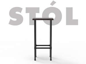 STÓL- The Bar Stool
