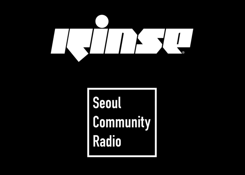 Rinse FM and Seoul Community Radio Announce Monthly Residency 'Swaps'⠀
