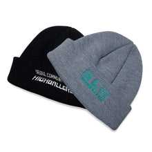 Load image into Gallery viewer, SCR Short Beanie Grey - Limited Edition Highballerz