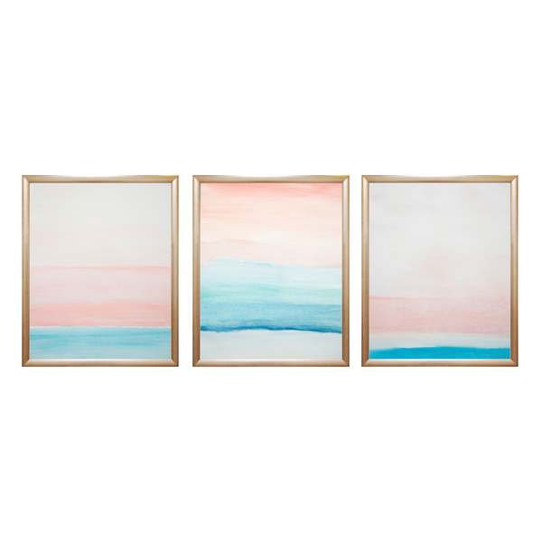 Hues of Pink Set of 3