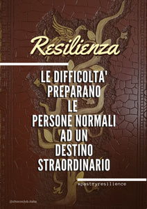 Stampa A4 - Resilienza 02