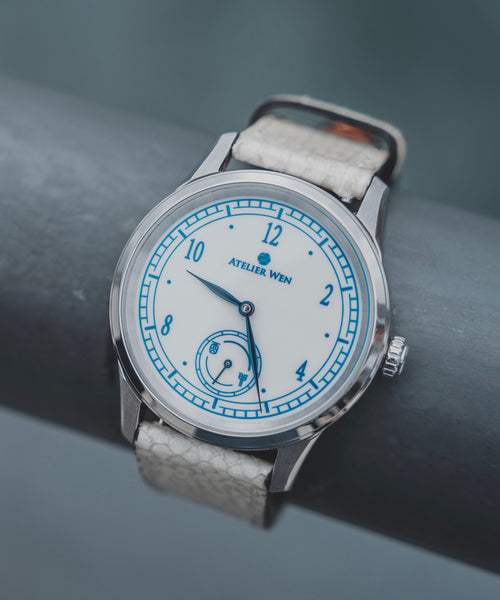 Atelier Wen - Porcelain Odyssey Hao - Best White Porcelain Dial Watch Under $1000