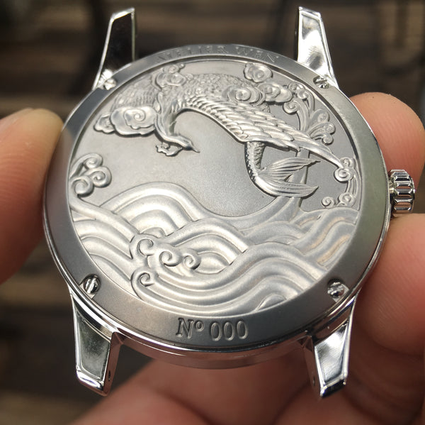 Atelier Wen - Porcelain Odyssey - Most Beautiful Watch Case-Backs