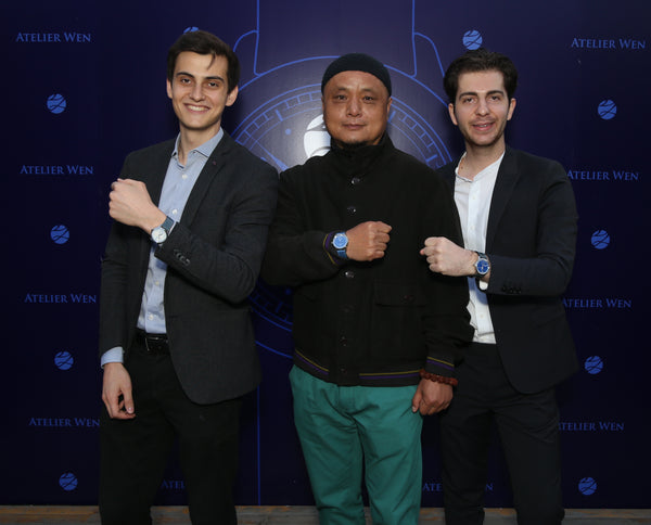 Atelier Wen - Founders - Top Chinese Watch Microbrands